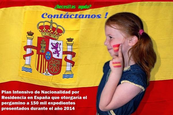 Nacionalidad x Residencia España