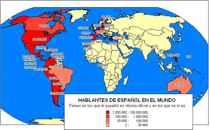 #HispaniaTEspera, #extranjeros no hispanos