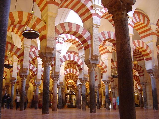 La Mezquita de Córdoba en Las 11 maravillas de España