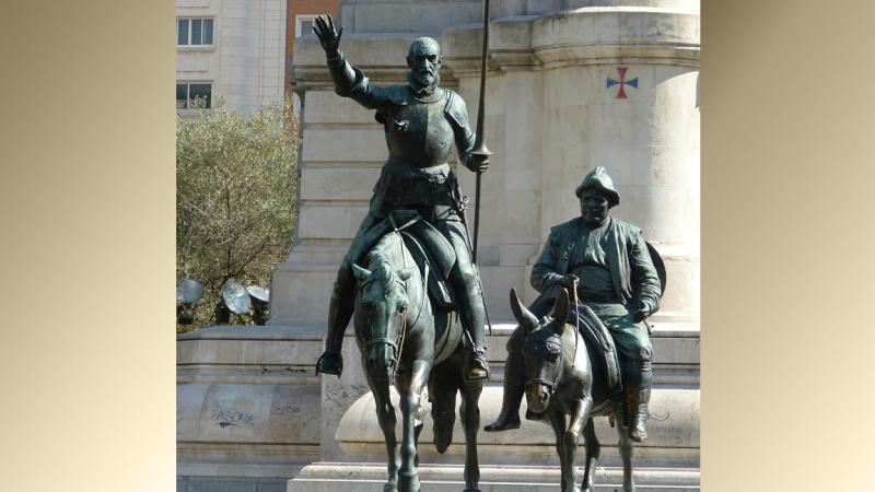 Conociendo Hispania y la CCAA de Castilla La Mancha, tierra del Quijote