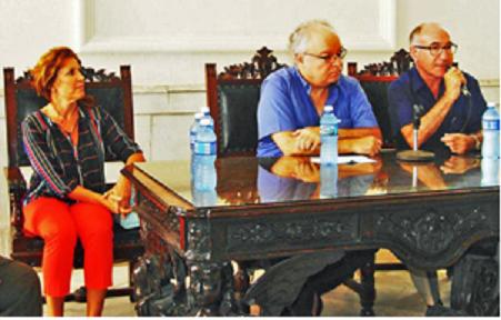 Nuevo Cónsul General en La Habana